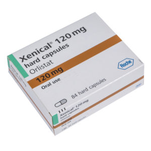 Xenical 120MG Capsule