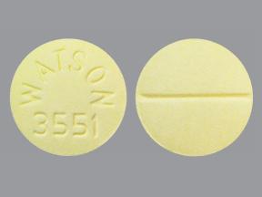 Aspirin 325MG and Oxycodone 4.8MG