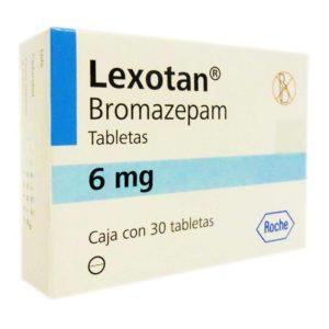 Lexotan Bromazepam 6MG