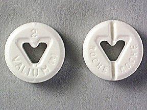 Valium Diazepam 2MG