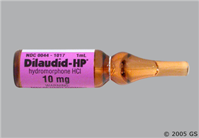 Dilaudid HP 10MG