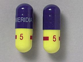 Meridia 5MG