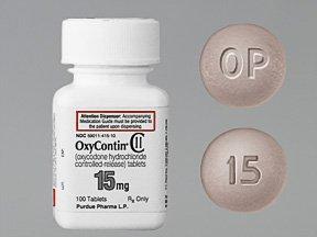 Oxycontin 15mg