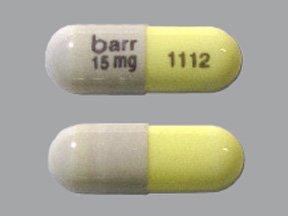 Phentermine 15b Capsule